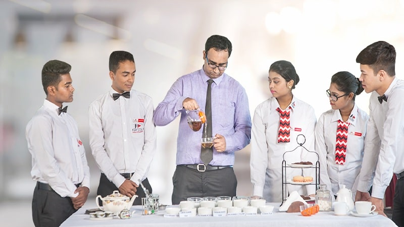 food and beverage management courses