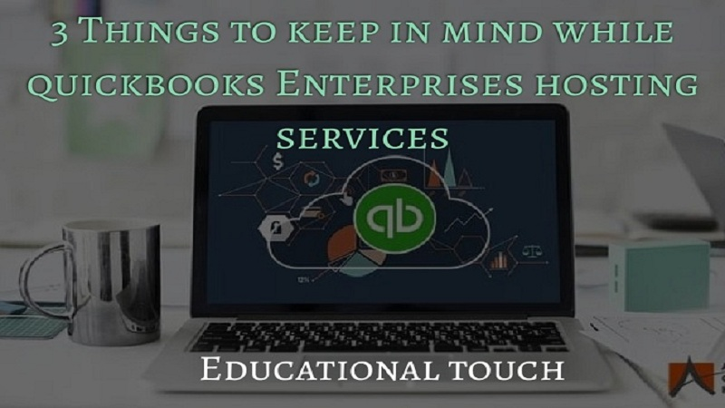 QuickBooks Enterprises - educational touch