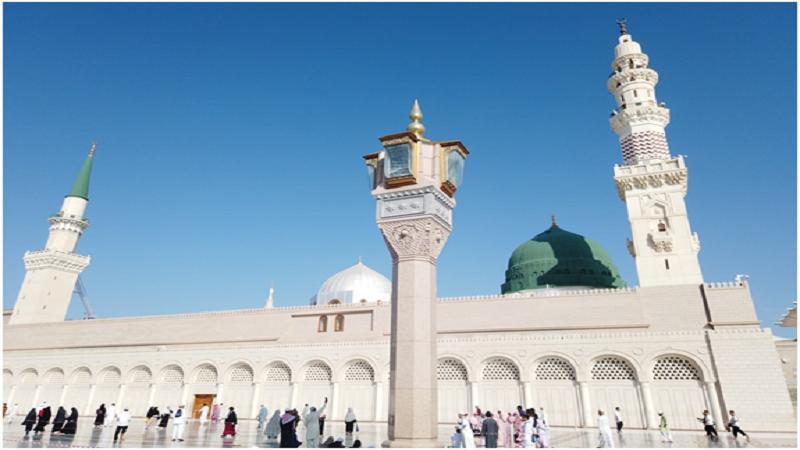 pillars of Umrah
