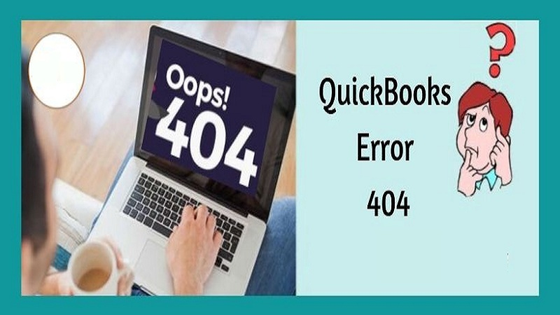 QuickBooks Error 404