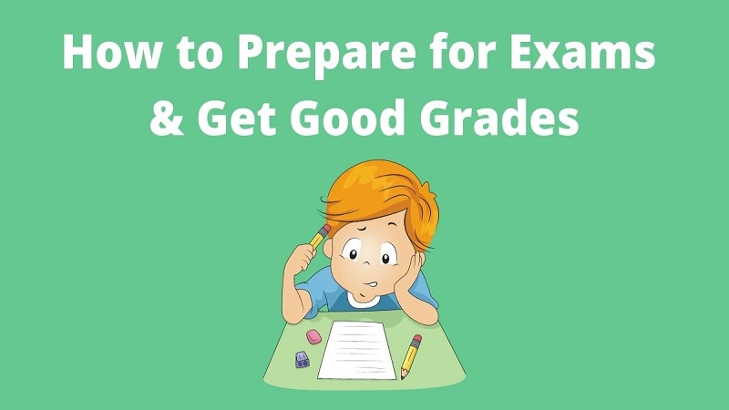 How to Prepare for Exams & Get Good Grades