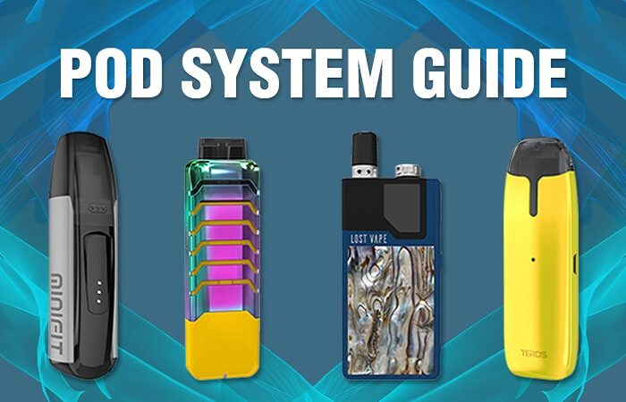 Changing the way of vaping: Pod Systems