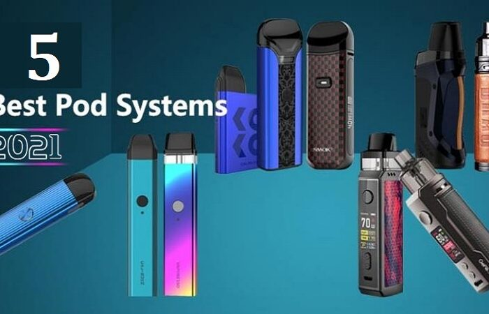 Top 5 cheap 2021 Pod Kit System for vapers