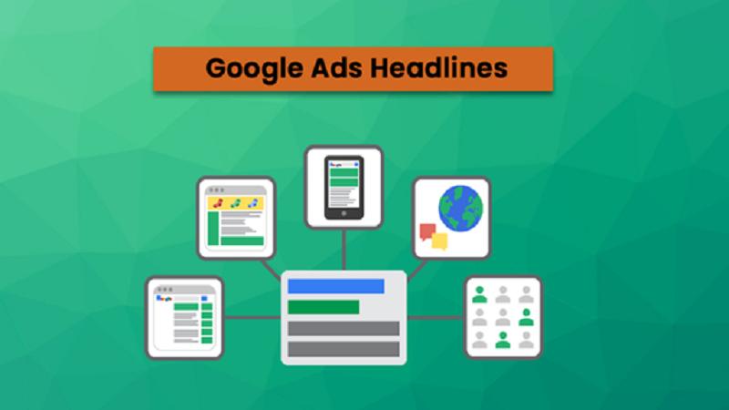 Google Ads headlines